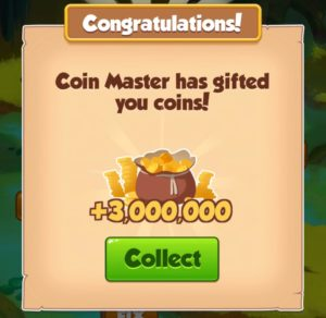 Coin Master 3M Coins Link