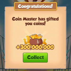 Coin Master 300 M Coins Link