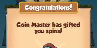 Coin Master 40 Spins Link