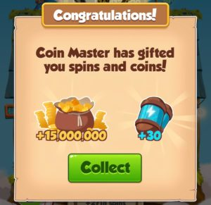 Coin Naster Daily Free Spins Link